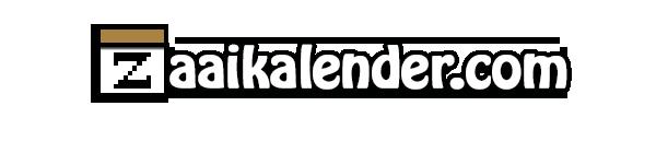 Zaaikalender.com